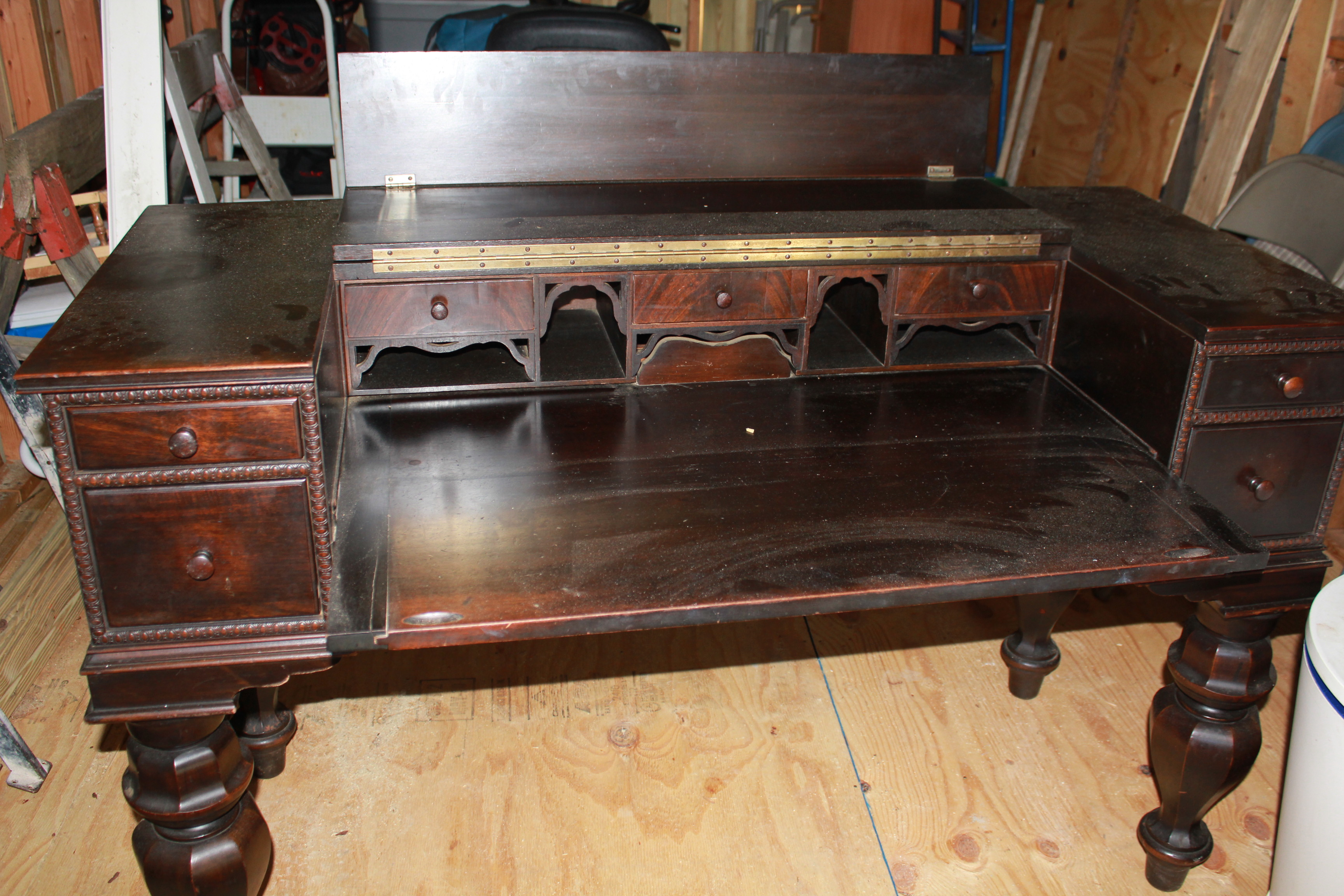 Piano Desk For Sale Antiques Com Classifieds