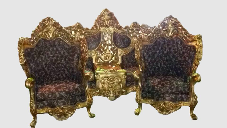 Antique Rococo Italian Living Room Set For Sale Classifieds