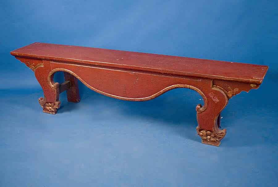 Antique Chinese Bench For Sale Classifieds