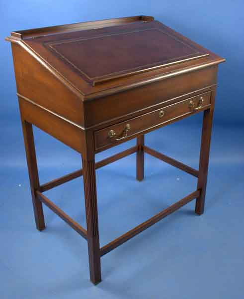 Antique Style Lectern Clerks Desk - For Sale - Antique Style Lectern Clerks Desk For Sale Antiques.com Classifieds