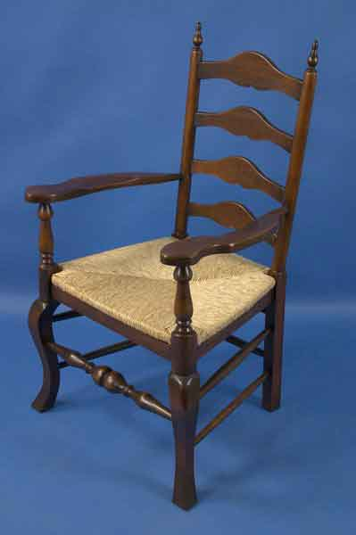 English Cherry Dining Chairs For Sale