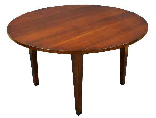 english round cherry dining table for sale classifieds. Black Bedroom Furniture Sets. Home Design Ideas