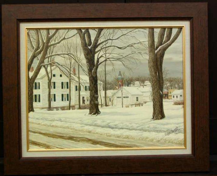paintings of trees. Oil Painting #39;#39;three Trees