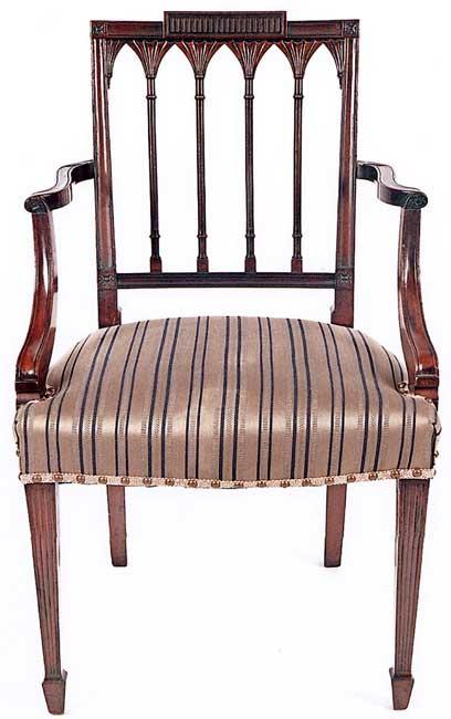 Enlarge Photo - Antiques.com ClassifiedsAntiques » Antique Furniture »  Antique - Antique Sheraton Furniture - Antique Sheraton Furniture Antique Furniture