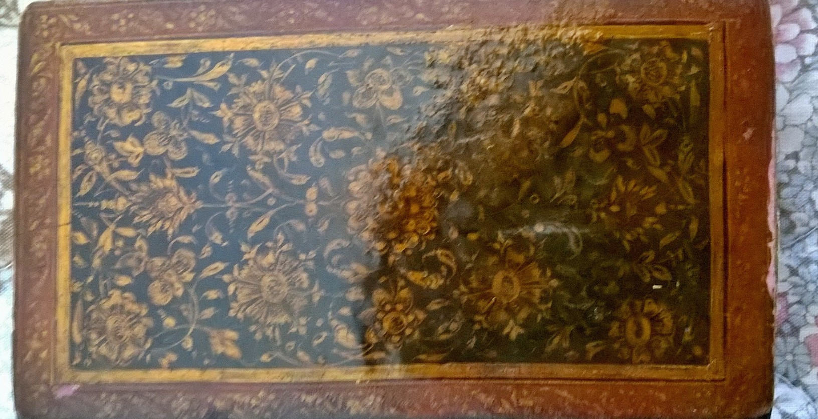 Old Book Covers For Sale ~ Quran for sale antiques classifieds