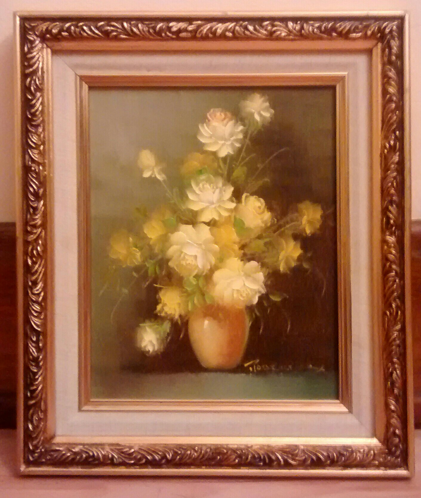 Original oil painting by robert cox for sale antiques for Oil art for sale