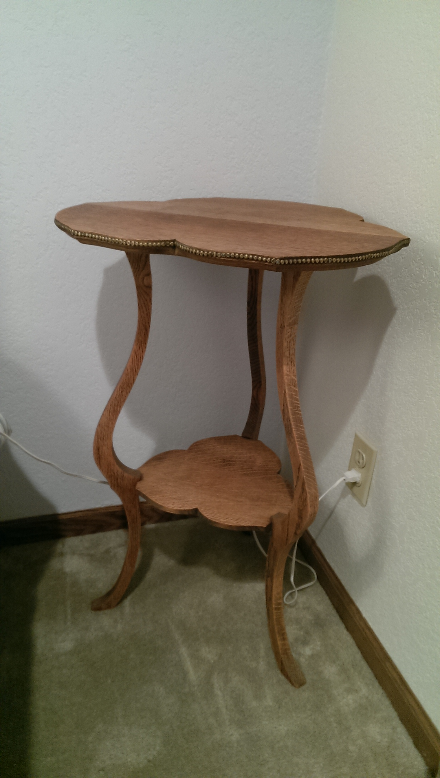 Antique ornate side table for sale for A furniture find dillon co