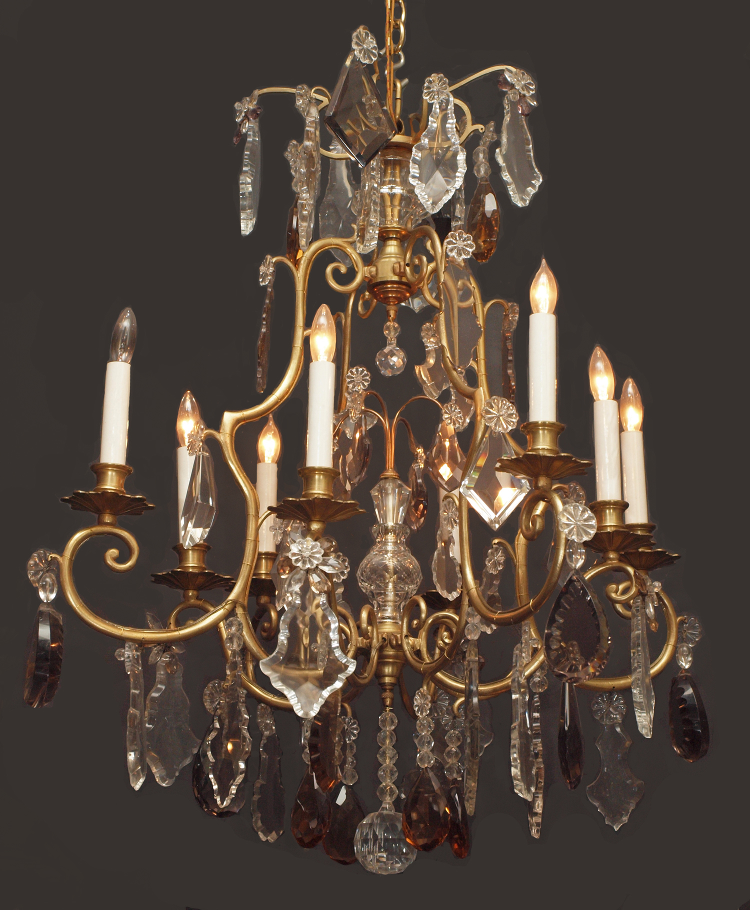 Antique crystal chandelier chc77 for sale classifieds - Chandeliers on sale online ...