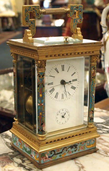 Antique Clocks And Barometers Clf4 For Sale