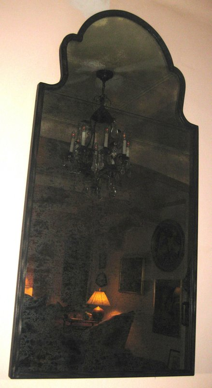Antique Smoked Mirror For Sale Antiques Com Classifieds