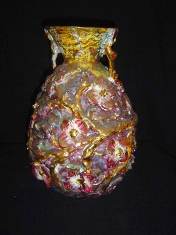 Italian Porcelain Vase Vases Sale