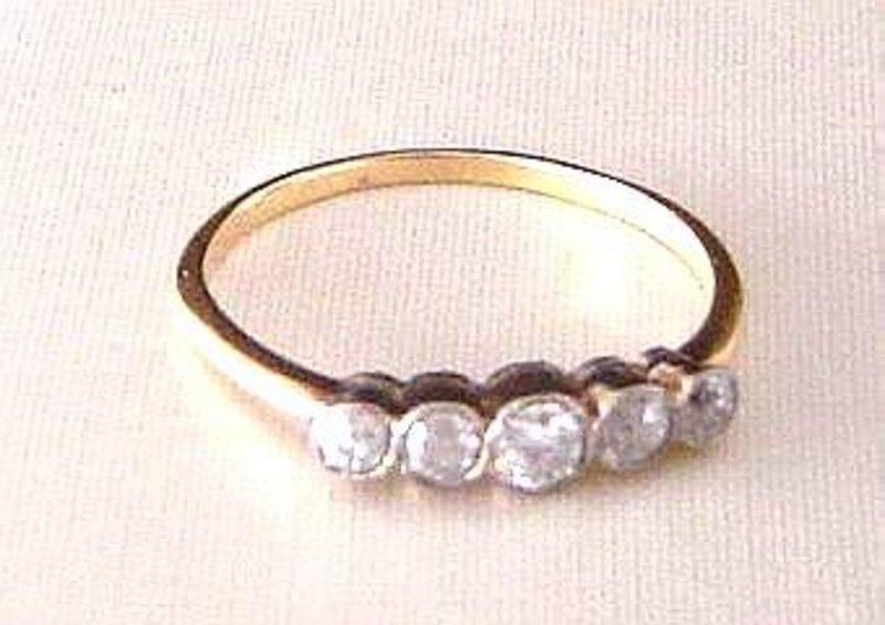 Antique Diamond Ring For Sale Antiques