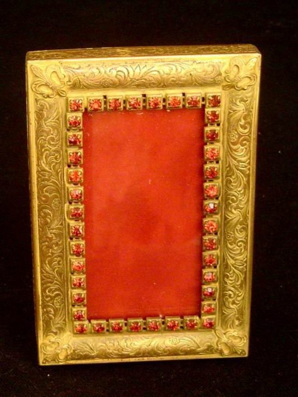 Antique Gilt Paste Picture Frame For Sale Antiques Classifieds