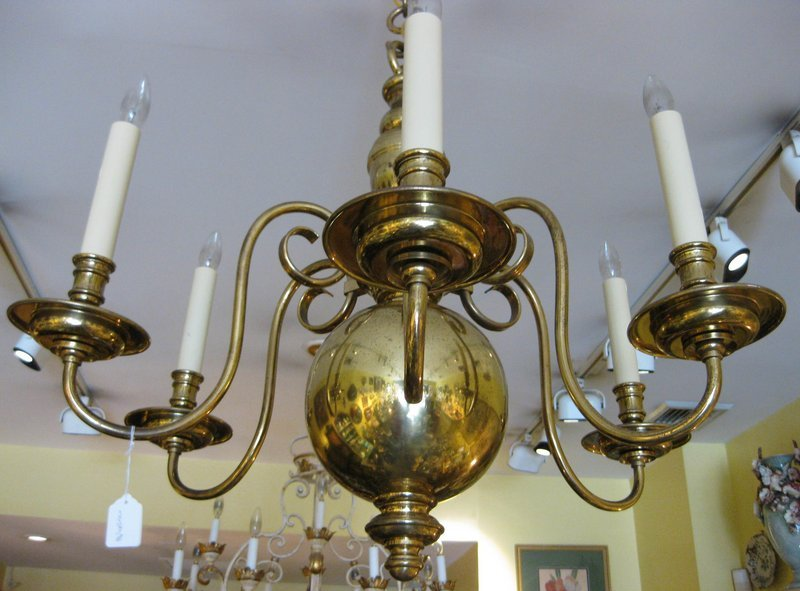 Enlarge Photo - Antiques.com ClassifiedsAntiques » Antique Lamps And Lighting