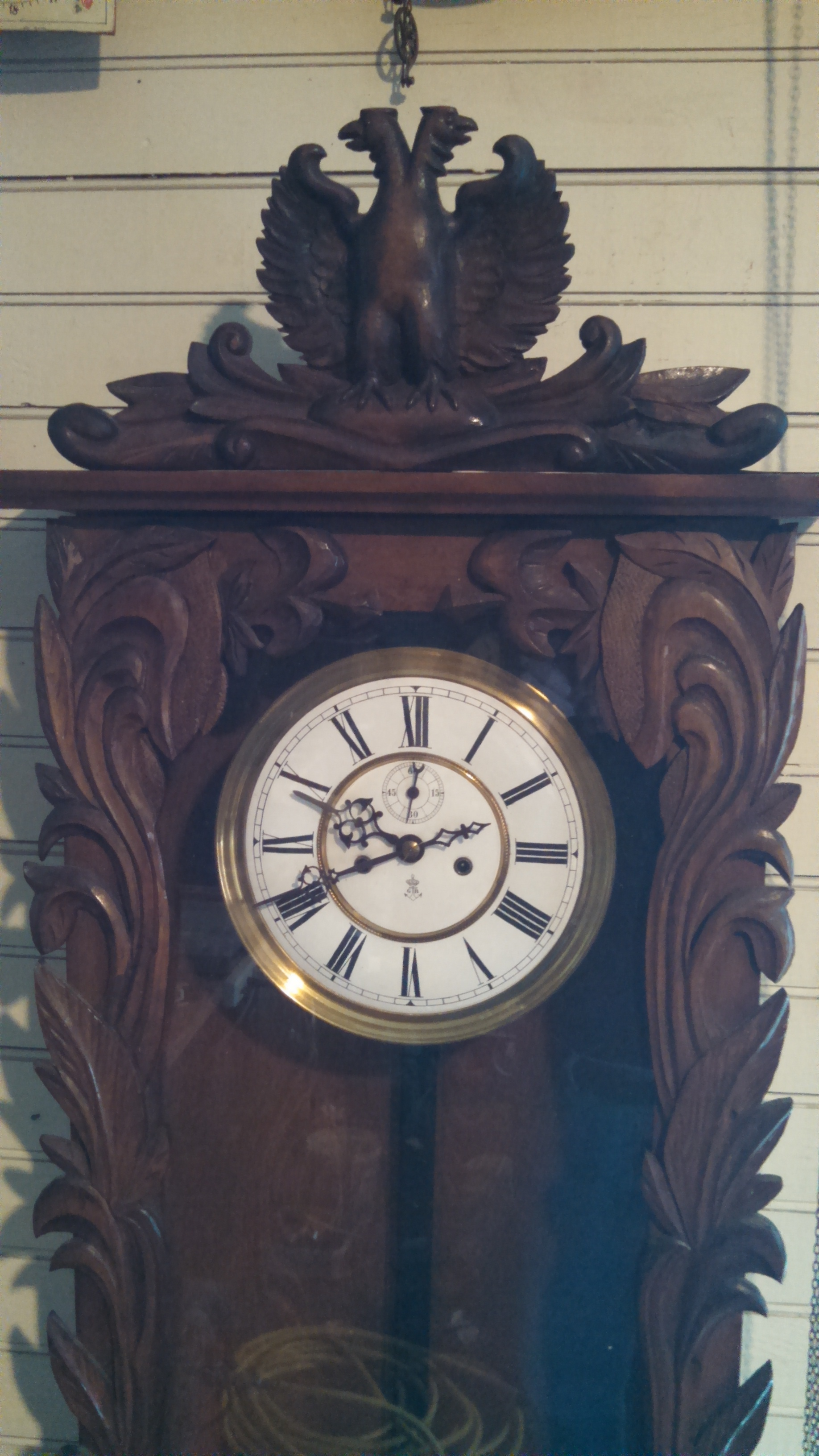 Gustav becker vienna regulator wall clock for sale antiques gustav becker vienna regulator wall clock for sale amipublicfo Image collections