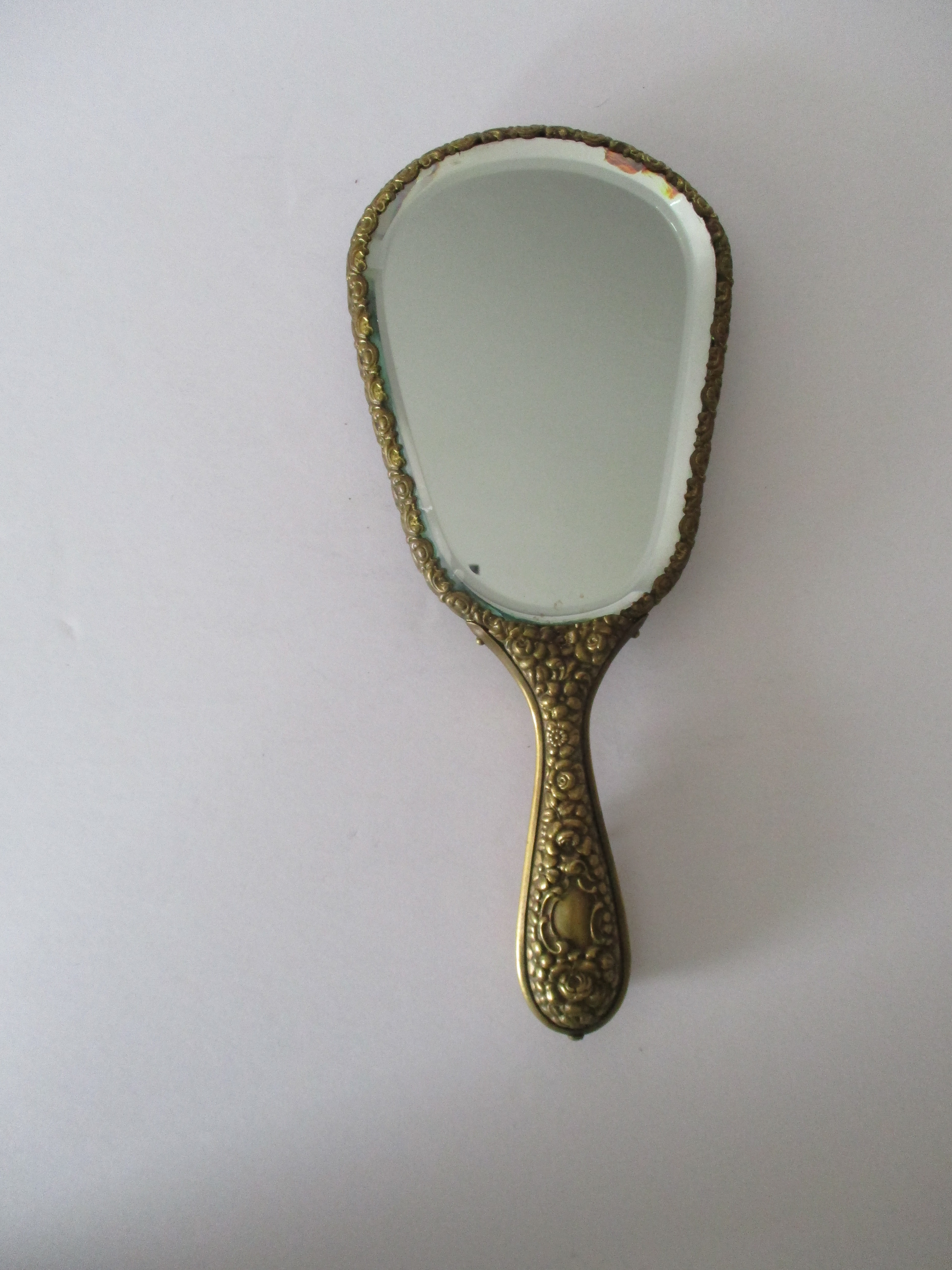 Antique Wedgwood Hand Mirror For Sale Antiques Com