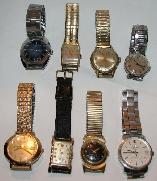 Antiques collectibles vintage watches