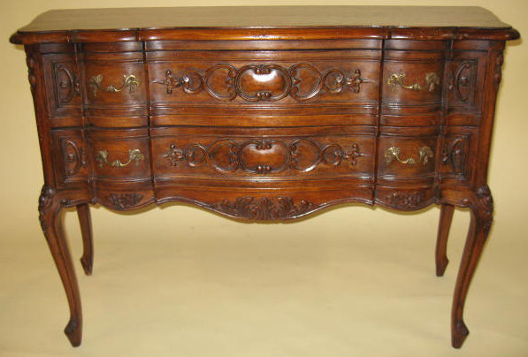 20th century petite belgian walnut 2 drawer commode circa 1930 for sale classifieds. Black Bedroom Furniture Sets. Home Design Ideas
