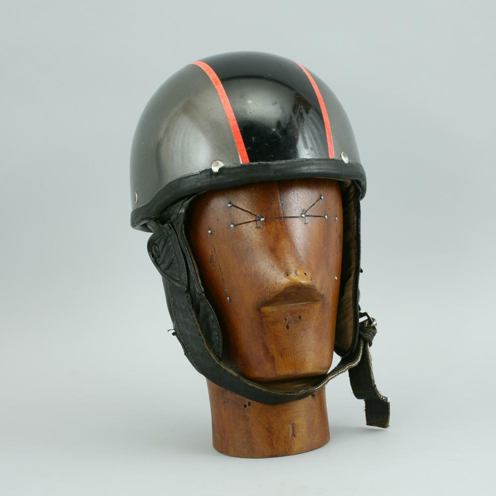 Vintage Motorcycle Crash Helmet Cromwell For Antiques Clifieds