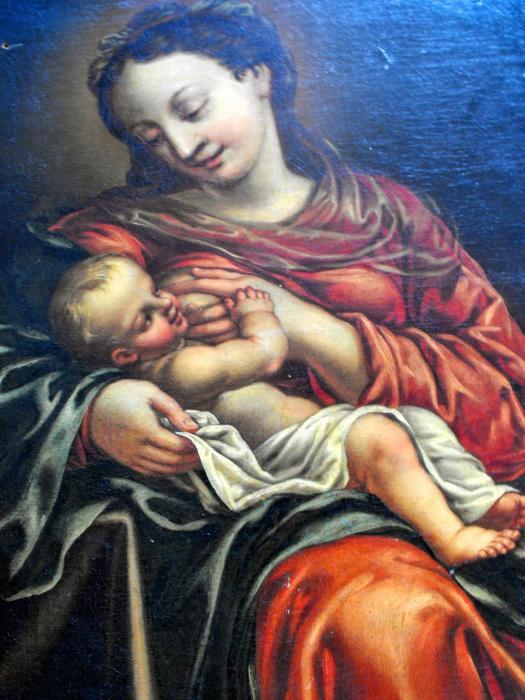 Madonna And Child Jacob Jordaens For Sale Antiques Com