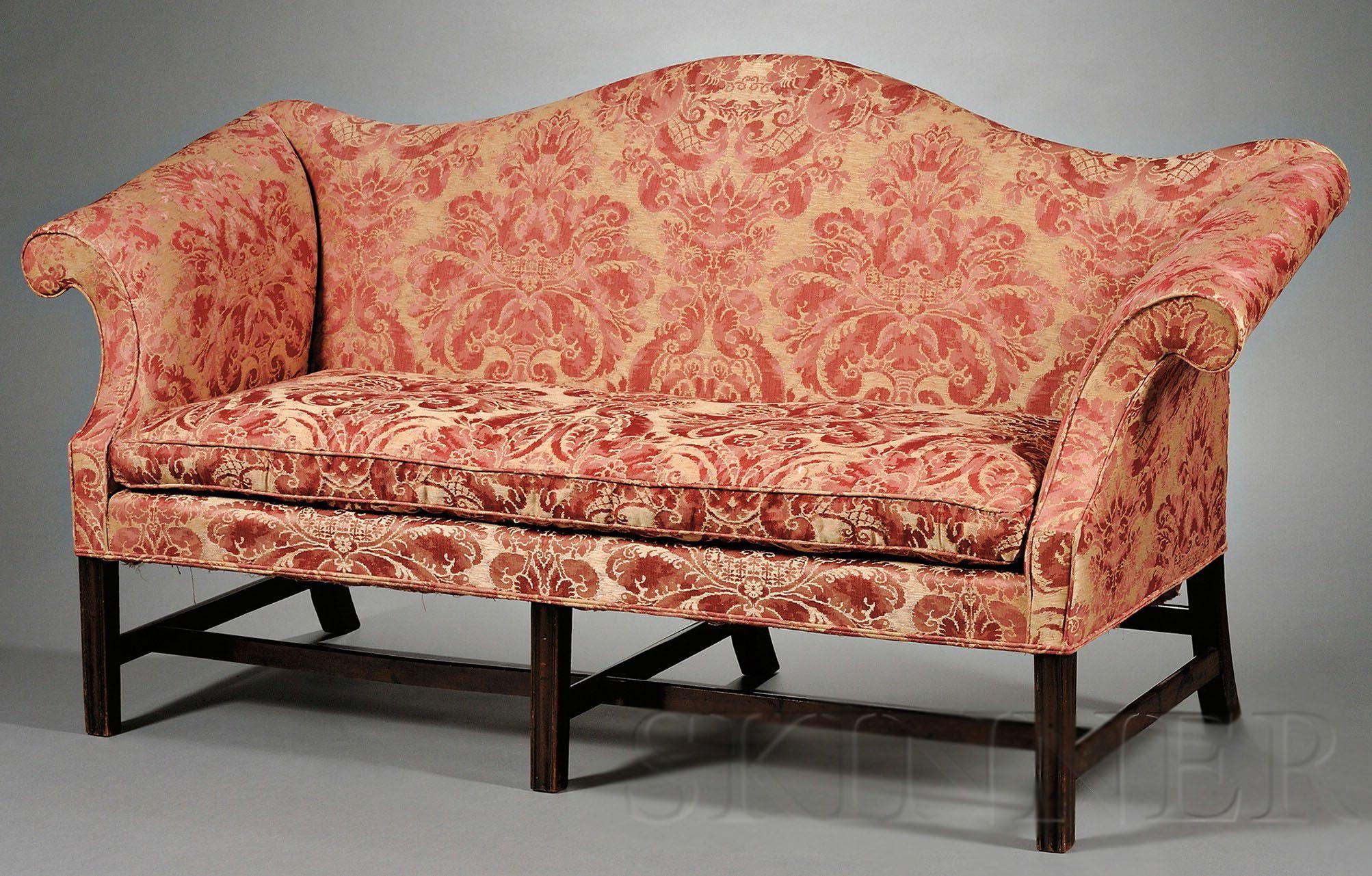 Wondrous Superb Late 18Th Early 19Th C American Carved Mahogany Inzonedesignstudio Interior Chair Design Inzonedesignstudiocom