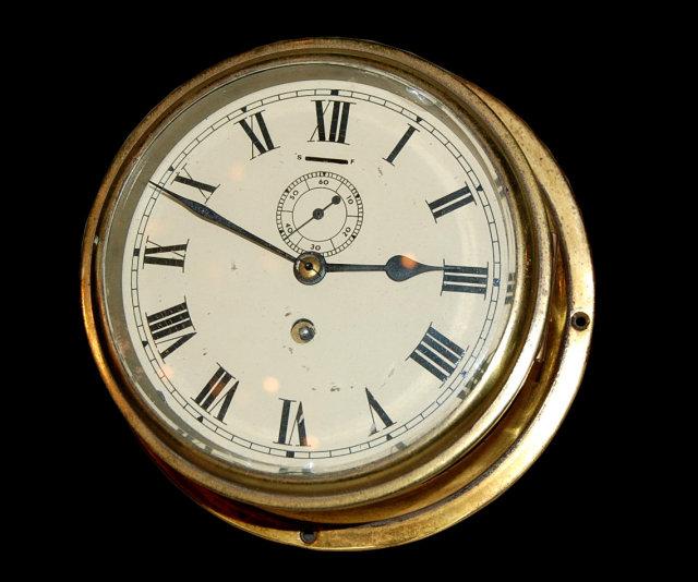 Antique Ship Clocks