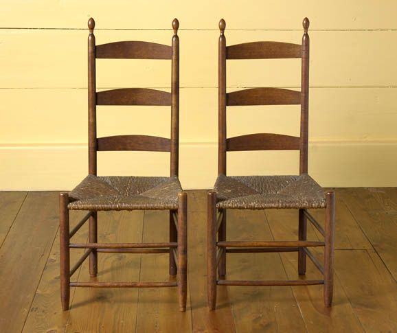 Antique Shaker Chair - Antique Shaker Chair Antique Furniture