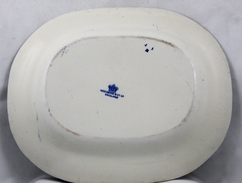 Blue Willow Platter For Sale | Antiques.com | Classifieds