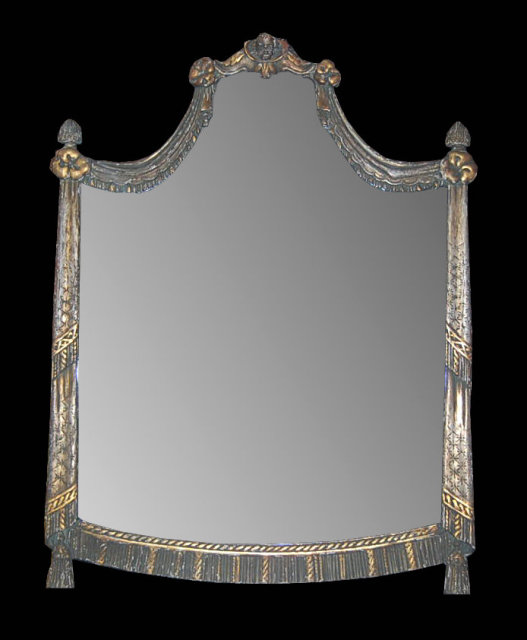 Decorative 20th century mirror for sale for Fancy mirrors for sale