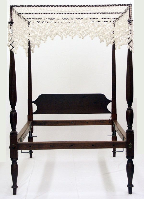 superb 19th c american federal sheraton massachusetts. Black Bedroom Furniture Sets. Home Design Ideas
