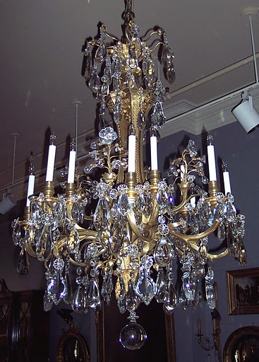 Antique crystal chandelier chc10 for sale classifieds - Chandeliers on sale online ...