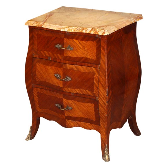 petite louis xv style commode for sale classifieds. Black Bedroom Furniture Sets. Home Design Ideas