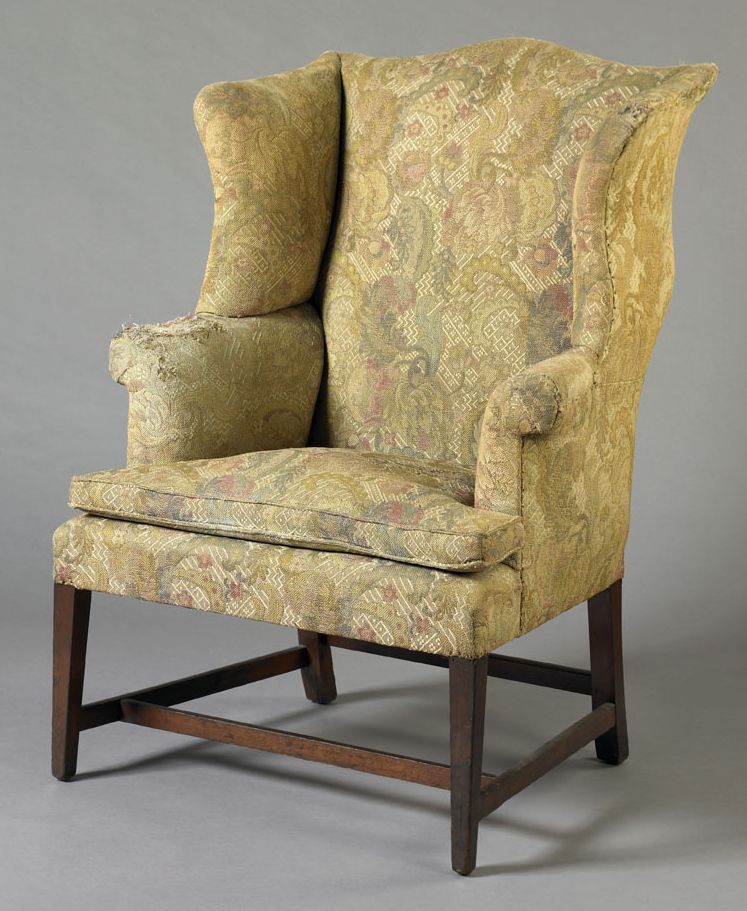 Antique Wing Chairs Furniture - Antique Wing Chairs - Image Antique And Candle Victimassist.Org