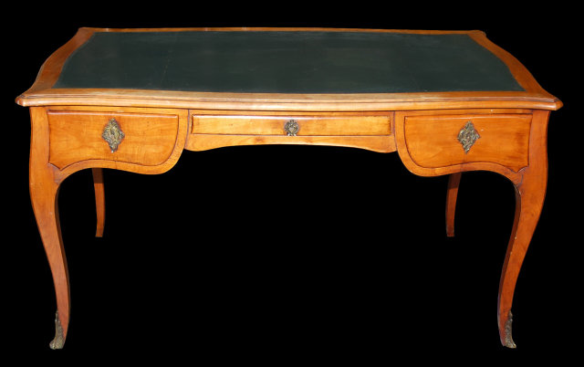 19th Century French Writing Desk - For Sale - 19th Century French Writing Desk For Sale Antiques.com Classifieds