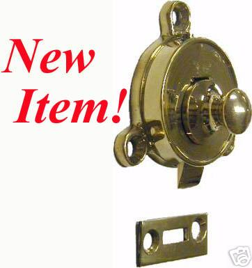 B 5147 Cast Brass Tilt Top Table Latch New Item For Sale