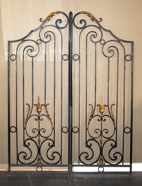 Pictures of Wrought Iron Gates For Sale - Gate Designs: Wrought Iron Gates For Sale