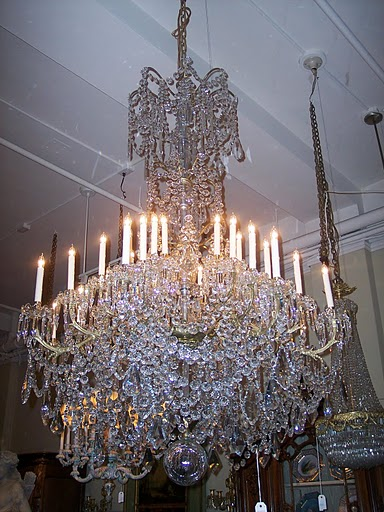 Crystal Chandeliers CHC115 For Sale