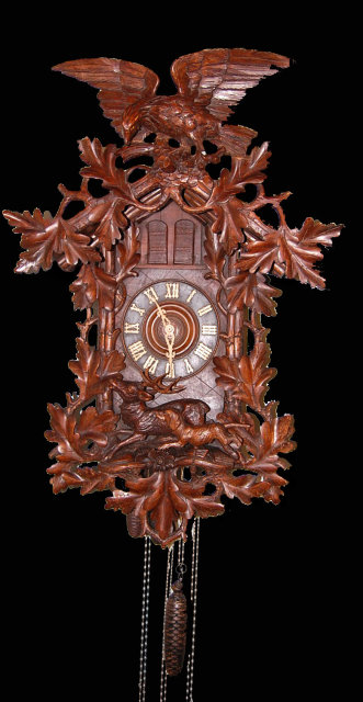 Superb Black Forest Cuckoo Clock For Sale Antiques Com