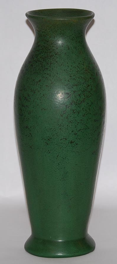 Weller Pottery Matte Green Vase For Sale Antiques Classifieds