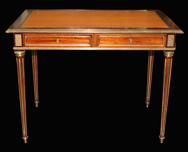 Antique French Napoleon III Desk - For Sale - Antique French Napoleon III Desk For Sale Antiques.com Classifieds