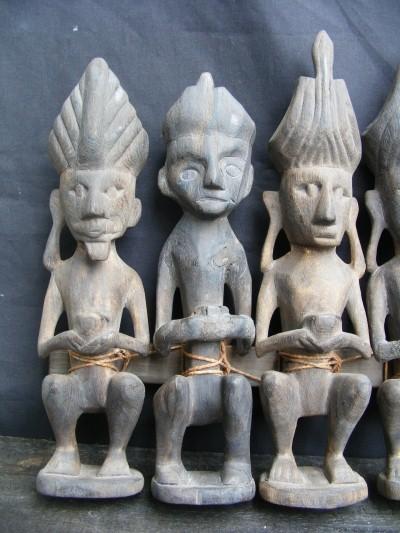 Interior Architecture 12 Warrior Statue Nias Sculpture For