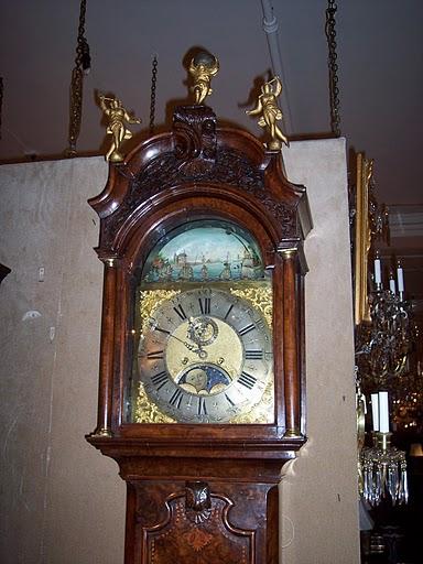 Antiques Antique Clocks