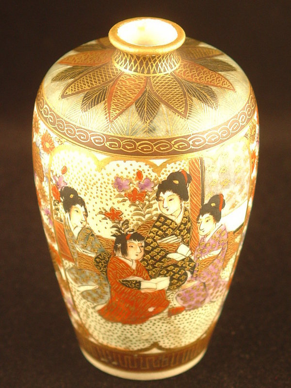Small Satsuma Vase For Sale Antiques Classifieds