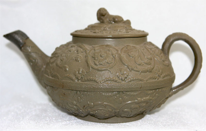 Wedgwood Drabware Teapot For Sale Classifieds