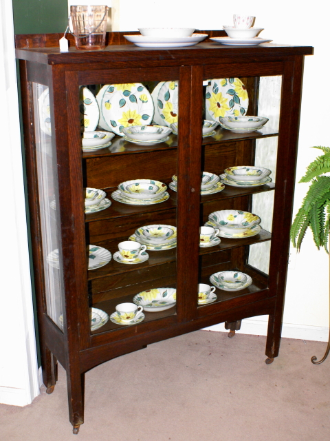 nice solid oak china cabinet value of antique hutch for sale and buffet . antique  oak breakfront china cabinet ... - Oak China Cabinet Cabinets And Buffets Hutch Buffet Corner Sale