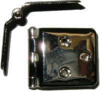 SELLERS Threaded Glass Knob  C0315