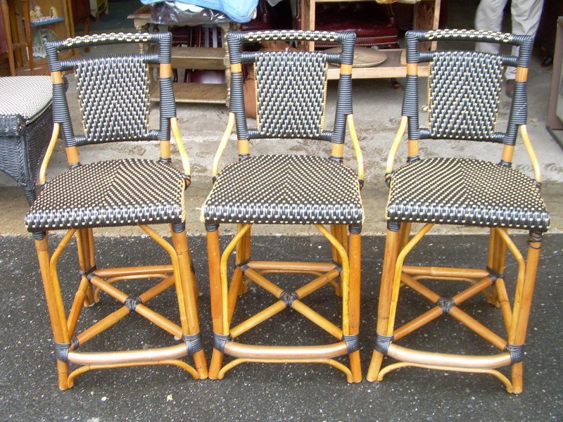 Rattan Bar Stools For Sale Classifieds