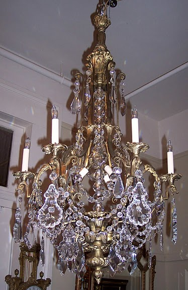 Crystal Chandeliers CHC63 For Sale
