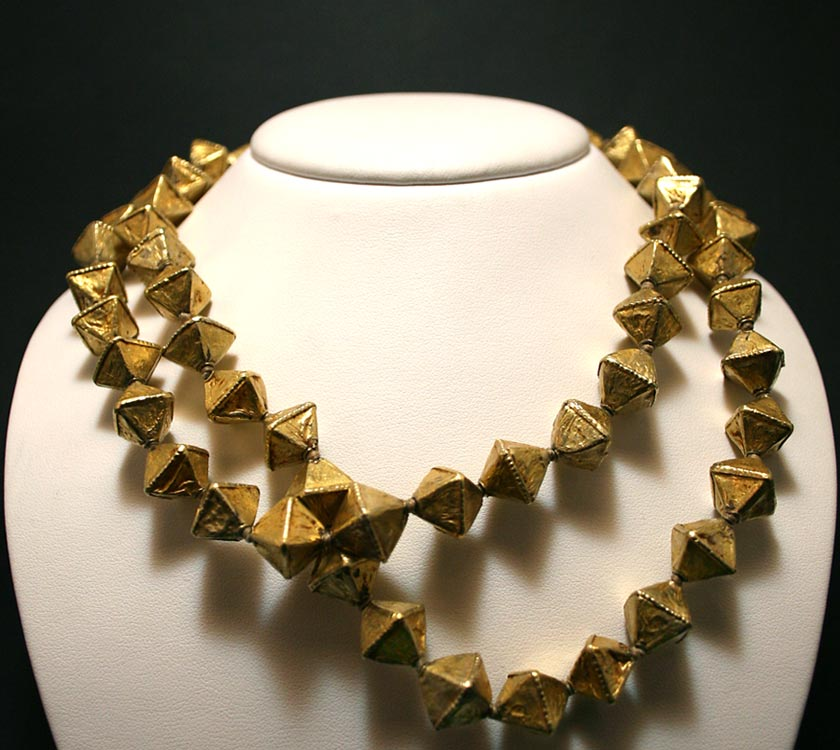 Indonesian Gold Necklace MT115 For Sale Antiquescom Classifieds