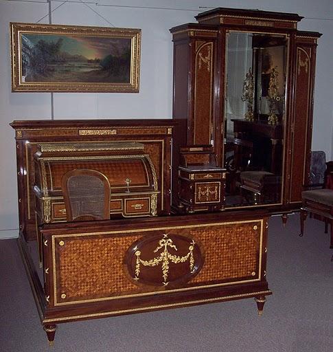 Best Image Of Antique Bedroom Suites
